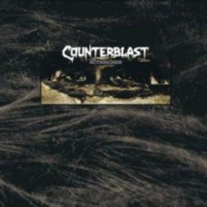 Image of COUNTERBLAST -nothingness 2xLP