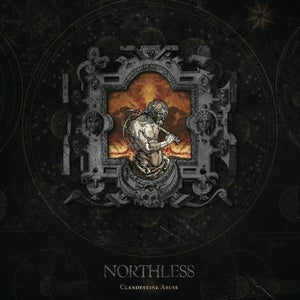 Image of NORTHLESS clandestine abuse 2xLP