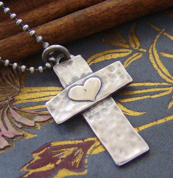 Image of Sweet little cross