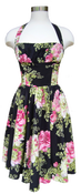 Image of Frenchie Halter dress