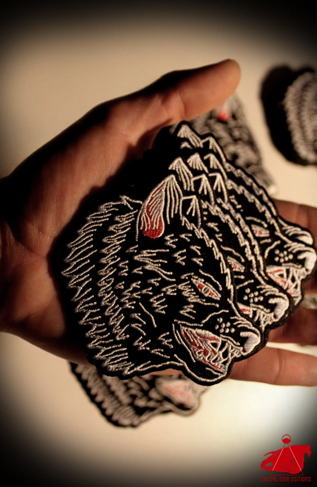 Image of LONE WOLF PATCH - SOLD OUT