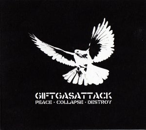"""Image of GIFTGASATTACK - Peace Collapse Destroy 5"""""""