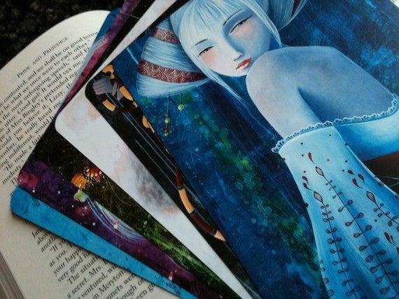 Image of Set of postcards