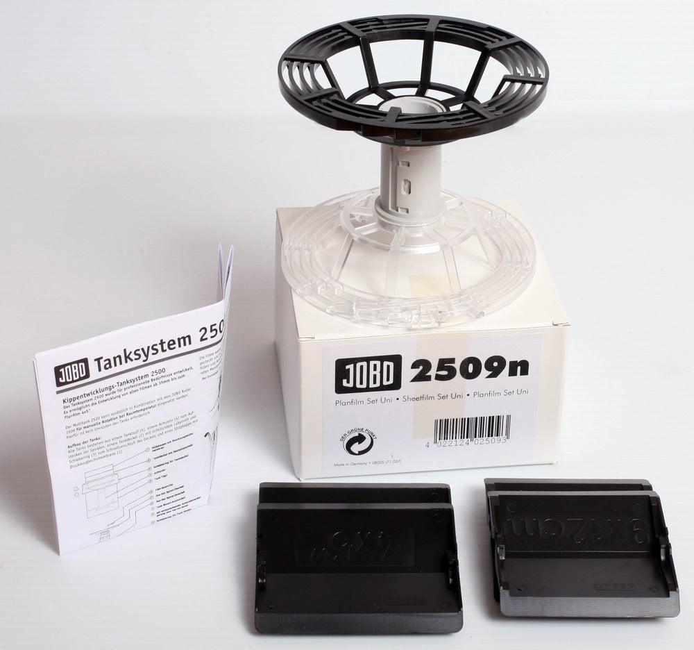 Image of Jobo 2509n 4X5 sheet film reel for 2500 system tanks NEW