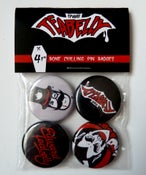 Image of Pin Badge Set