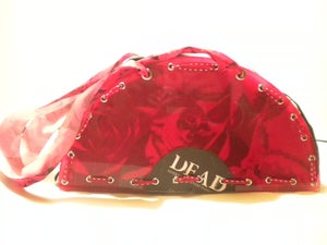 Image of Colored Vinyl Record Purse D