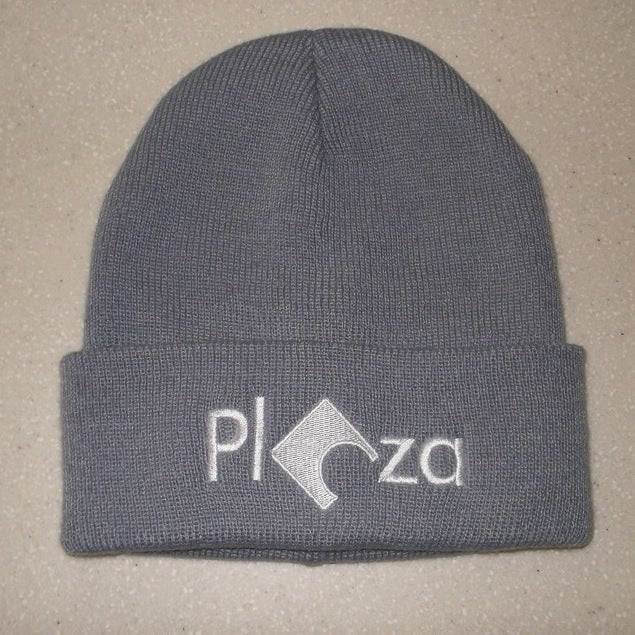 Image of Charcoal Grey Beanie