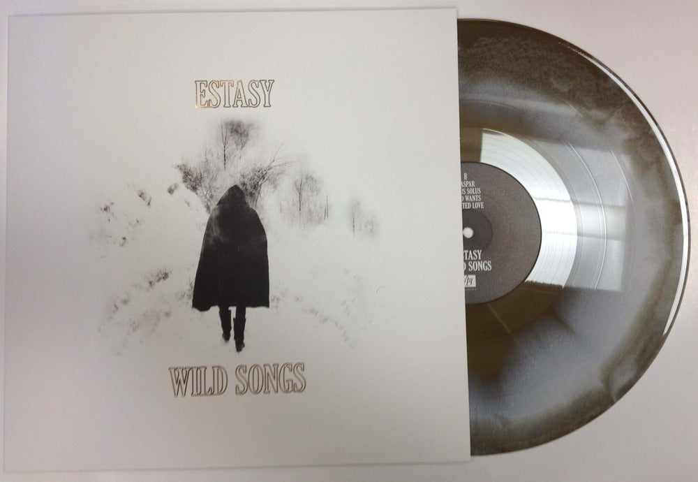 Image of ACE024 - Estasy - Wild Songs (LP)