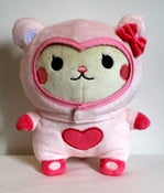 Image of RUBY SPACE HAMSTER PLUSH