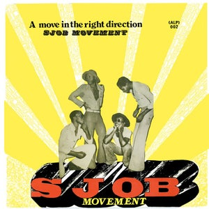 Image of SJOB MOVEMENT - A Move In the Right Direction LP