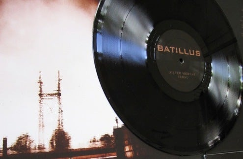 Image of BATILLUS / WHITEHORSE - Split 12""