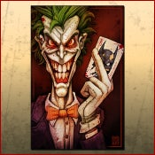 Image of Joker Color Print (Revisited)
