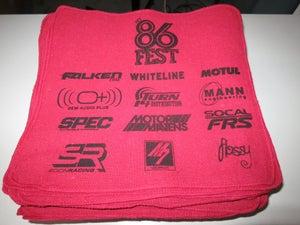 Image of 86FEST Shop Towel