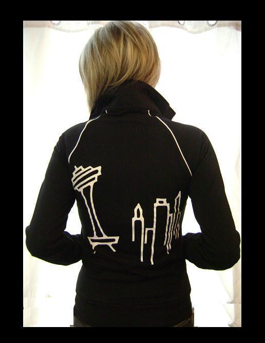 Image of Skyline Track Jacket (Unisex)