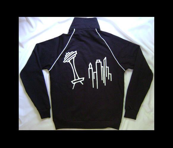 Image of Skyline Track Jacket (Unisex)