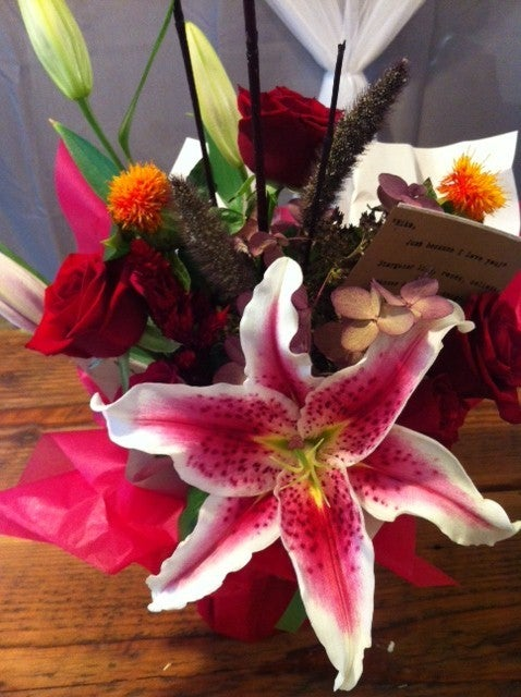 stargazer lilies / paper  petal boutique, Beautiful flower