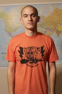 Image of Tiger Style-Orange