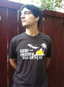 Image of Wax and Herbal T Fly with Us - Vintage Brown