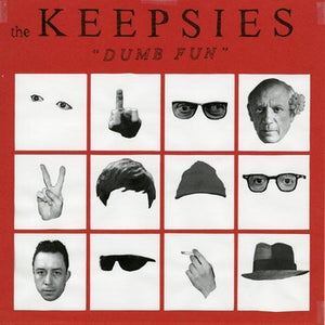 Image of The Keepsies - Dumb Fun EP