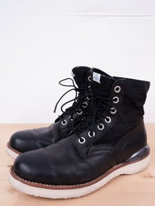 Image of Visvim - FOLK 73' 7-Hole Boots Black