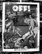 Image of OFF! The Spits, Double Negative