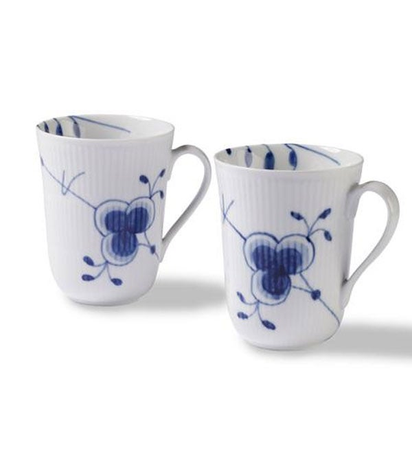 Image of Fluted Mega -- 2-Pack Mugs