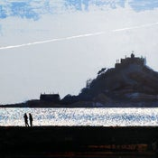 Image of Late October Walk - St. Michael's Mount Cornwall