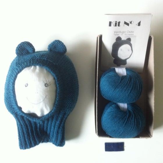 Image of KiT Nº 4: Verdugo Oso de lana
