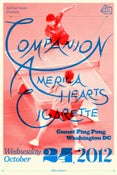 Image of AON Presents: Companion, America Hearts, Cigarette