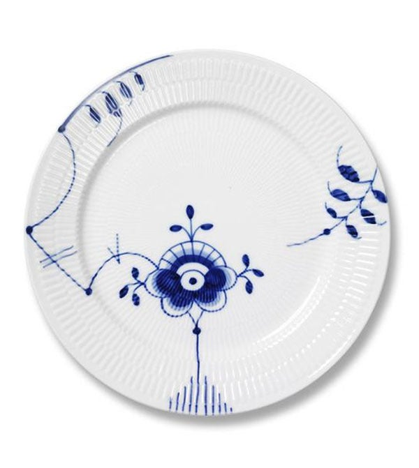 Image of Fluted Mega -- Dinner Plate II