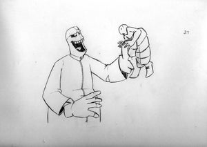 "Image of Animation Drawing from ""Masks"" Sc 9 a-037"
