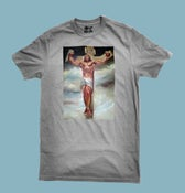 Image of Juicing Jesus Crossfit T-Shirt