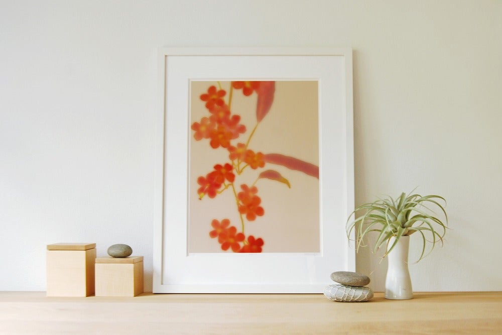 Image of Art Print - Tropical