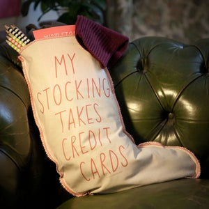 Image of My Stocking Takes Credit Cards