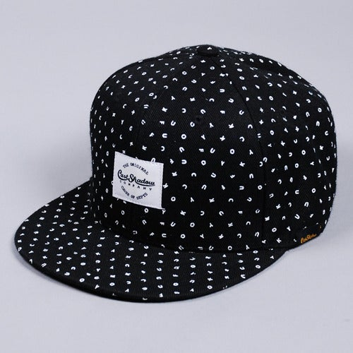 Image of FU Buckleback Cap (Black)