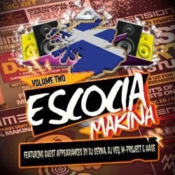 Image of Escocia Makina Volume Two