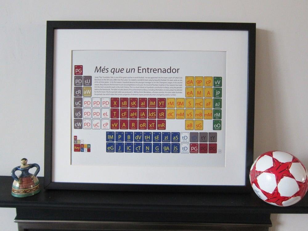Image of Barcelona FC - Més que un Entrenador'