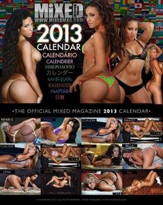 Image of Mixed Magazine 2013 Calendar