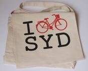 Image of Urban Bike Design Messenger Bag