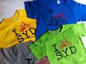 Image of Kids Racer Bike TShirts
