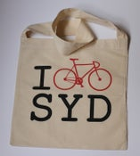 Image of Road Bike Design Shoulder Bag