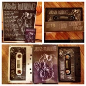 Image of Worldwide Powerviolence Tape/poster (shipping included)