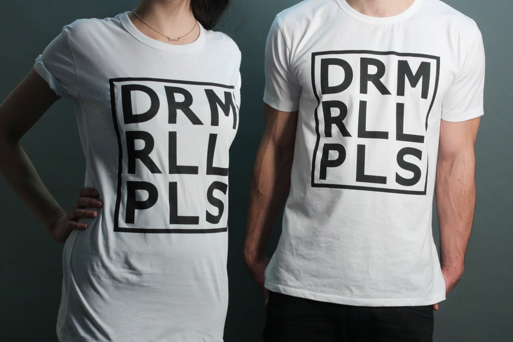 Image of DRM RLL PLS T-Shirt - Extra Large