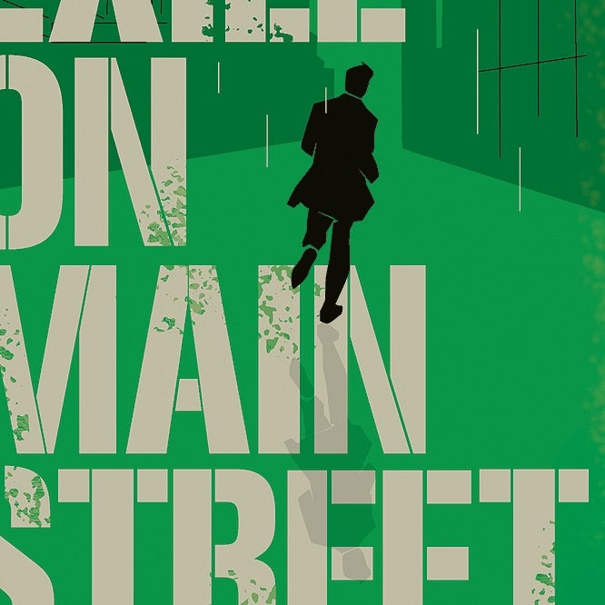 Image of Exile On Main Street Art Print