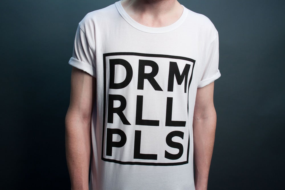 Image of DRM RLL PLS T-Shirt - Large