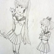 "Image of Tigerlily Biskup ""Sailor Moon"""
