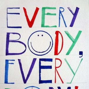 "Image of Florencio Zavala ""Everybody, Everybody"""