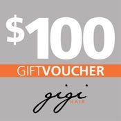 Image of $100 Gigi Hair Gift Voucher