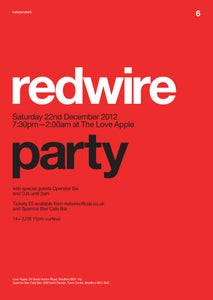 Image of redwire Party Tickets