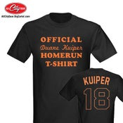 Image of Official Kuiper Homerun Jersey T-Shirt